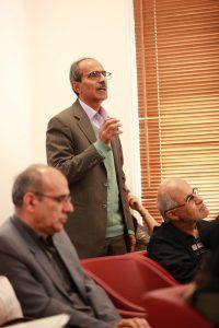 پرسشهای حاضران از دکتر محید صادقی