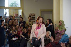 همسر دکتر محمدرضا باطنی