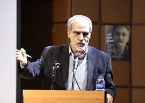 نعمت احمدی از منش و شخصیت حمید مصدق سخن گفت