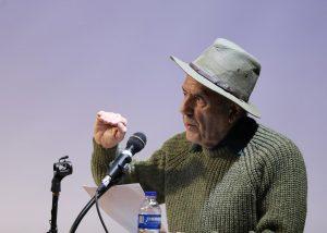 جواد مجابی از ویژگی های شعر حمید مصدق در شعر معاصر سخن گفت