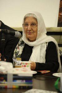 دکتر نوش آلرین انصاری از بازنویسی ادبیات کلاسیک ایران برای کودکان سخن گفت