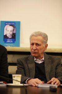 سیروس علی نزاد از مقاله اش در باره کتابهای بهمنی سخن گفت