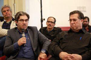 پرسشهای حاضران از محمدحسین محمدی