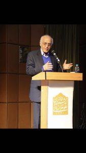 دکتر محمد سریر از ترانههای شیون فومنی سخن گفت