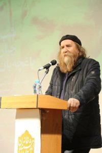 دکتر احمد محیط طباطبایی از تجدید بنای ارامگاه باغچه بان در شهر ری گفت
