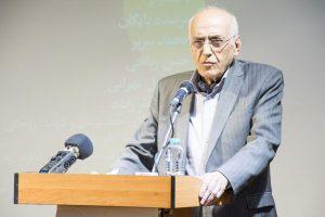 دکتر محمد سریر از نیم قرن دوستی با حشمت سنجری گفت