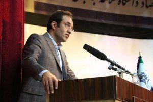 پیام دکتر محسن رنانی توسط رسول رییس جعفری قرائت شد.