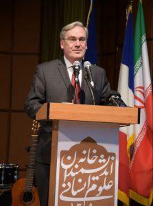 فیلیپ تیبو، سفیر فرانسه در ایران، از تبادل و گفتگوی فرهنگی بین ایران و فرانسه سخن گفت