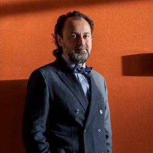 دکتر تورج دریایی ـ عکس از ایراهیم صافی