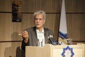 دکتر اصغر دادبه در باره فردوسی شناسی و حافظ شناسی دکتر ندوشن سخنرانی کرد.