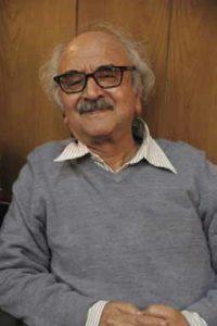 دکتر محمدرضا شفیعی کدکنی/عکس از ژاله ستار