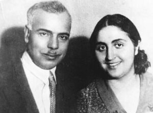 سبسیلا بانو لاهوتی و ابوالقاسم لاهوتی