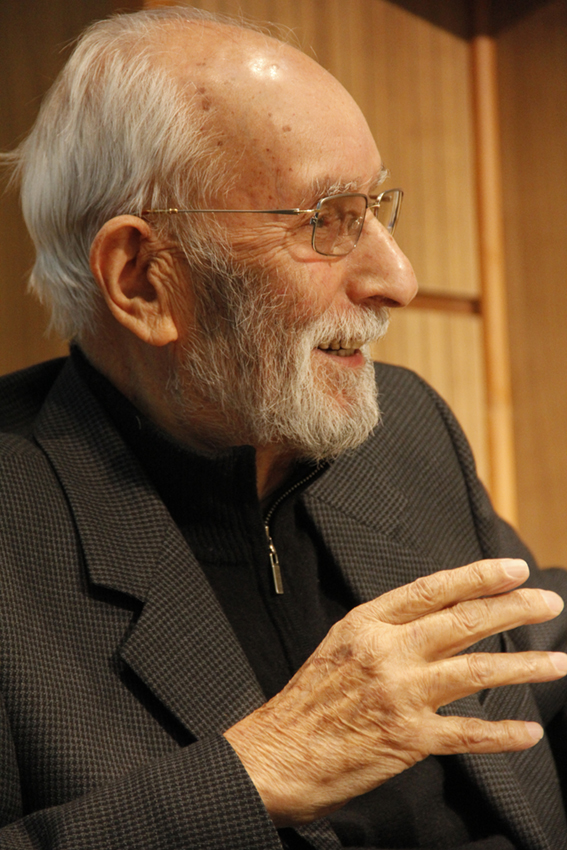 دکتر محمدعلی موحد/ عکس از ژاله ستار