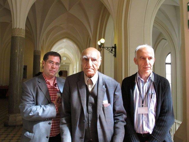 کراکف ، کنفرانس ایرانشناسان با دکتر باستانی پاریزی و دکتر زاکری