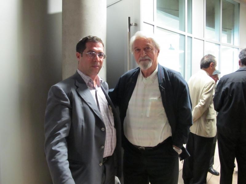 با مهندس منجمی ـ اکتبر 2010