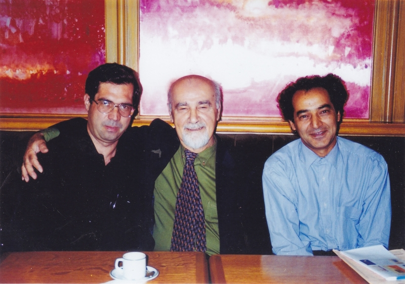اریس ـ با دکتر علی اصغر حاج سید جوادی و هرموزکی