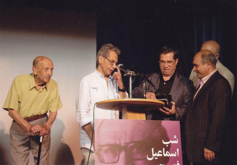 با کامبیز درمبخش و مرتضی احمدی ـ تیر 1392