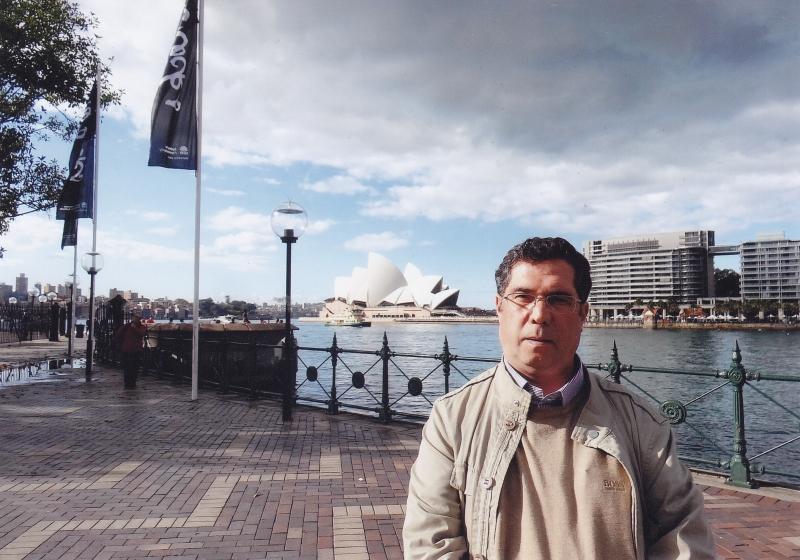 سیدنی ، پنجشنبه 22 خرداد 93 ـ 12 ژوئن 2014