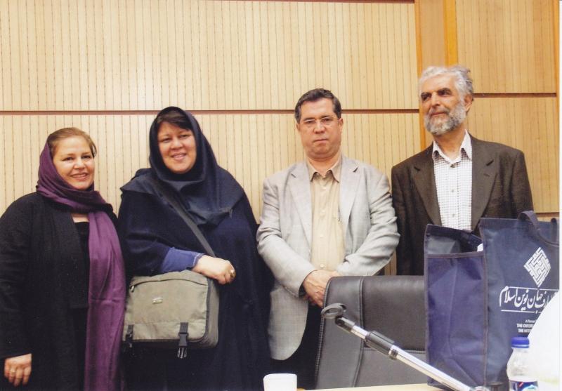 با هایده دیلمقانی و دکتر حکمت الله ملاصالحی شنبه 8 خرداد 93