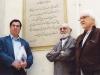 کانون زبان فارسی ـ بهار 92 ـ دکتر داریوش شایگان، مهندس بیژن ترقی و علی دهباشی