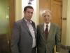 با دکتر احمد اشرف اکتبر ( نیویورک -2010)