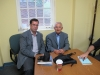 با احمد کاظمی موسوی ـ مریلند اکتبر 2010