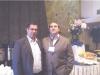 با دکتر رحیم شایگان در کنفرانس ایرانشناسی ـ 2010