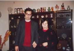 لندن ـ شهریور 1374 ( سپتامبر 1995) با نجمی علوی