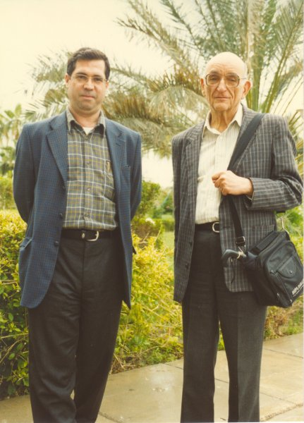 با کیکاووس جهانداری ـ بهمن 81 ، بندرعباس