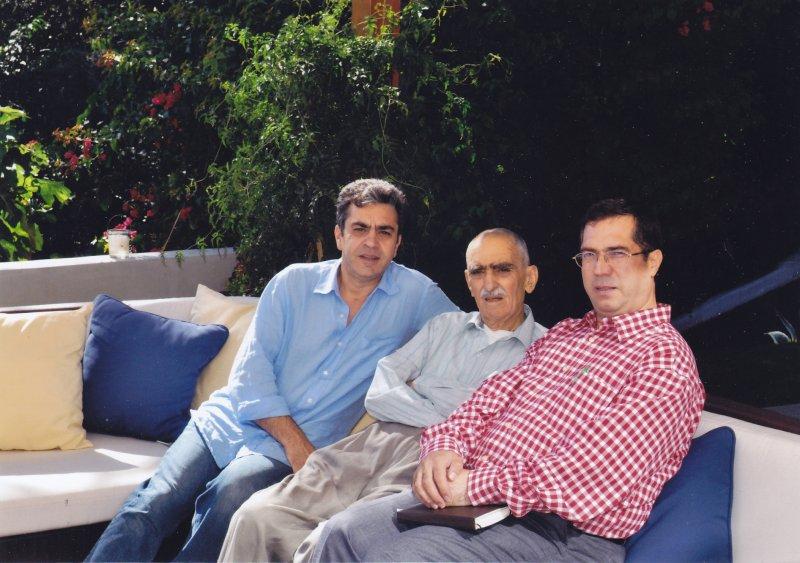 لس آنجلس ـ منزل آرش افشار ـ شهریور 89 اکتبر 2010