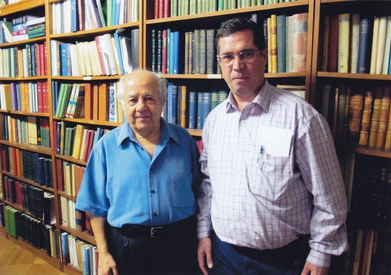 نیوریورک ـ دایره المعارف ایرانیکا با منوچهر کاشف شهریور1389 اکتبر 2010