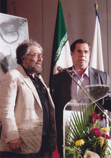 پنجشنبه 31 مرداد 92 ـ سینما تک موزه هنرهای معاصر، بزرگداشت مسعود کیمیایی