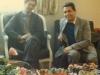 با دکتر امیرحسین آریان پور ـ 28 آذر 1365