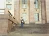 آبان 1370 ـ مسکو ـ دانشگاه مسکو