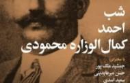 شب احمد کمال الوزاره محمودی برگزار شد/ پریسا احدیان
