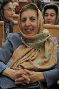 دکتر ژاله آموزگار - عکس از ژاله ستار