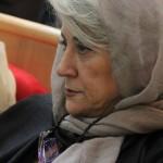 گلی امامی -- عکس از ژاله ستار