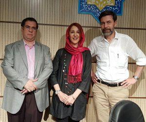 پتر اشتام و مهشید میر معزی مترجم نویسندگان المانی زبان در ایران
