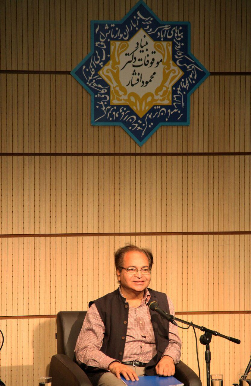 دکتر سید اخنر حسین ـ عکس از